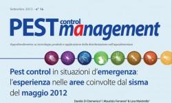 Il Pest Control in situazioni di Emergenza