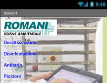 mobile app romani
