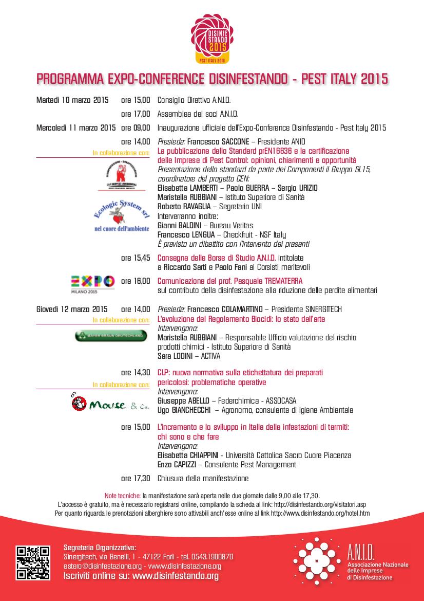 Disinfestando a Rimini