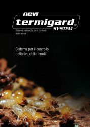 insetti come le termiti