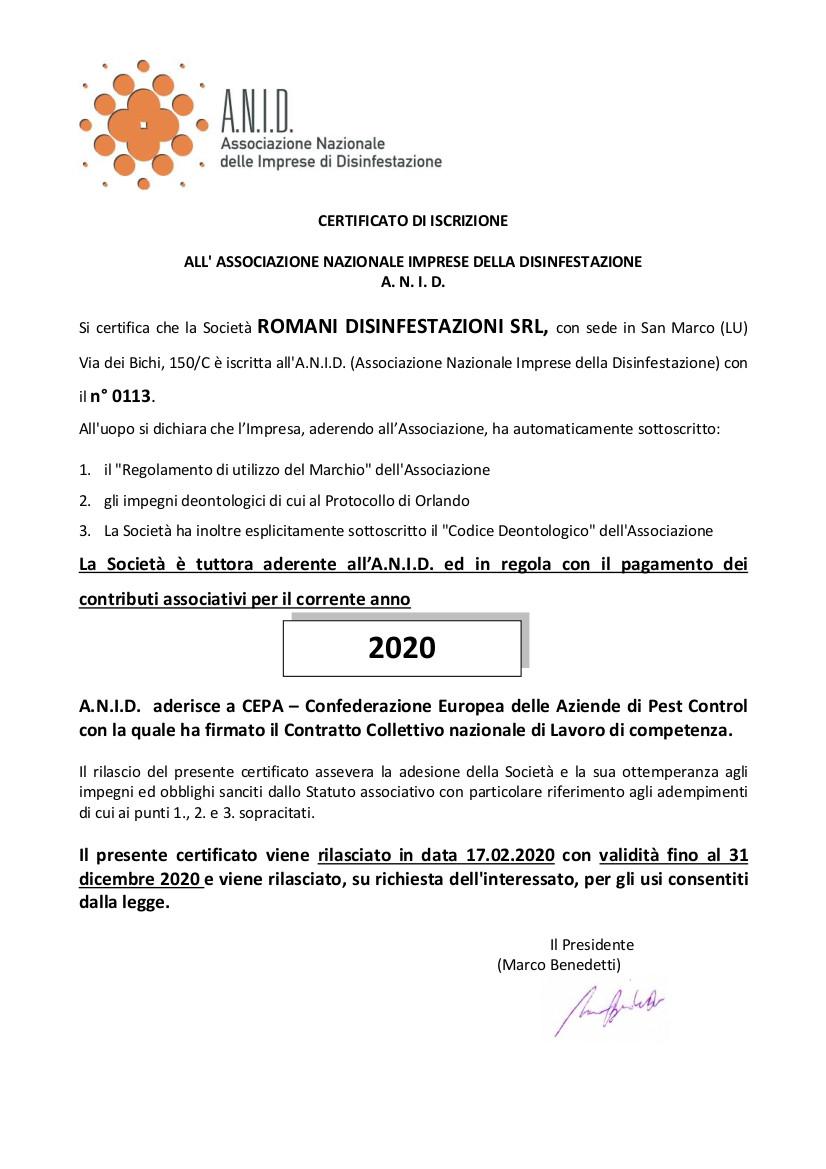 certificazione-di-iscrizione-romani-disinfestazioni-srl-17-02-2020